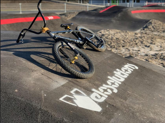 Urban Sports Area in Brabants Dagblad